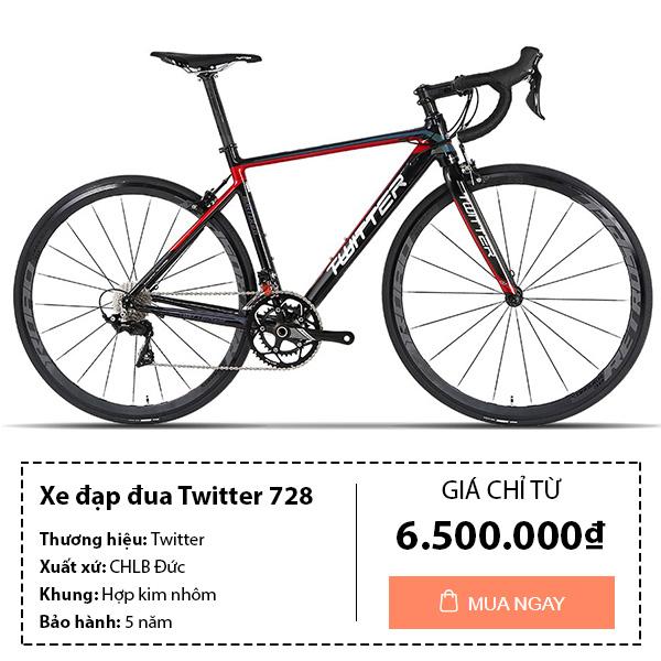 Xe đạp đua twitter 728