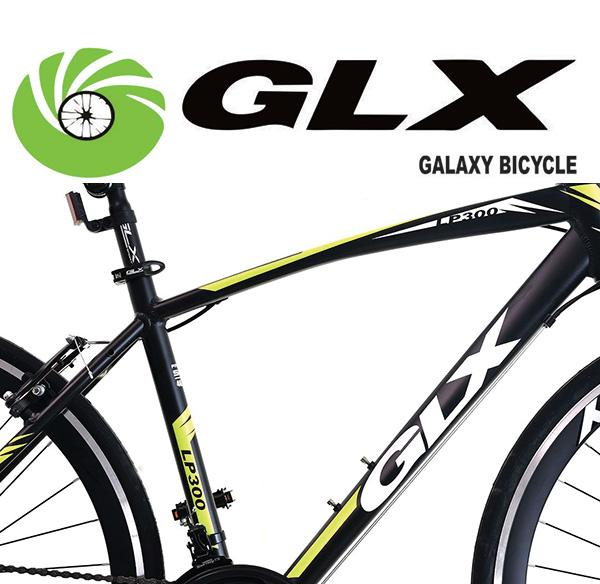 Xe đạp galaxy là dòng xe đạp giá rẻ phù hợp với mọi đối tượng