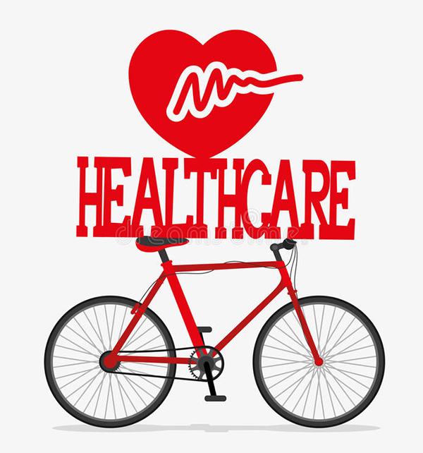 Đap xe giúp tăng cường sức khỏe tim mạch
