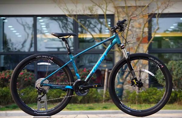 Xe đạp Giant tới từ Đài Loan