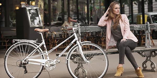 xe đạp peugeot nổi tiếng với các mẫu xe đạp đi phố đẹp